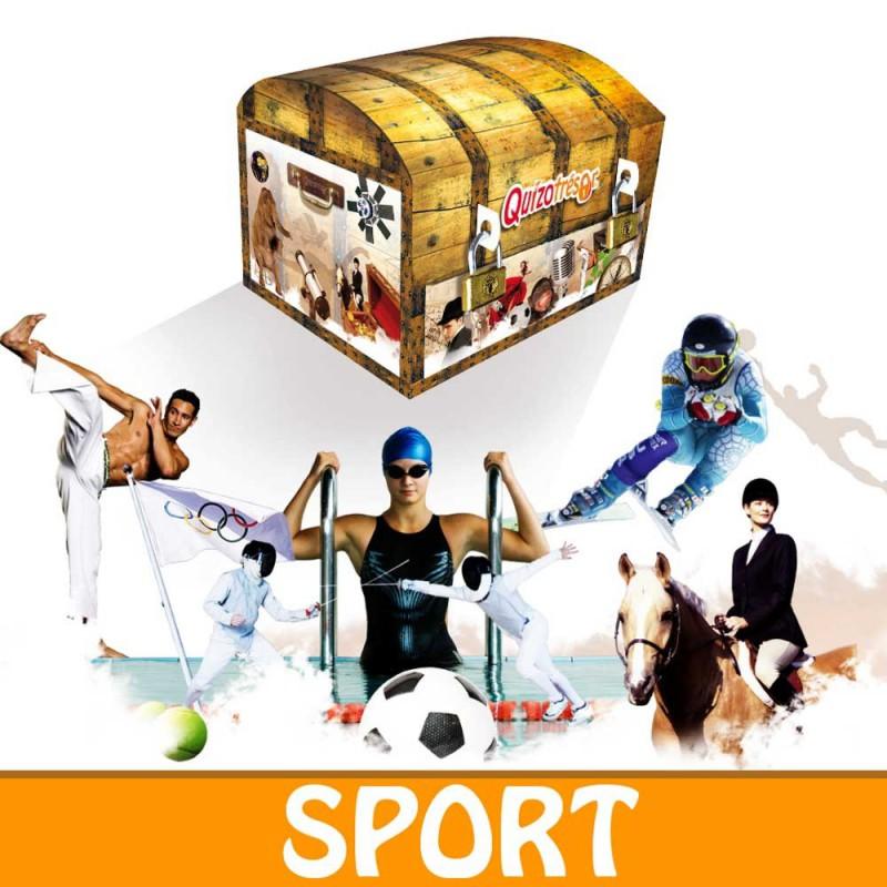 Kit physique Chasse au trésor Sport 9-12 ans