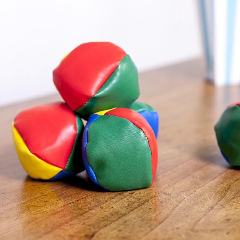 Balles de jonglage (x3)