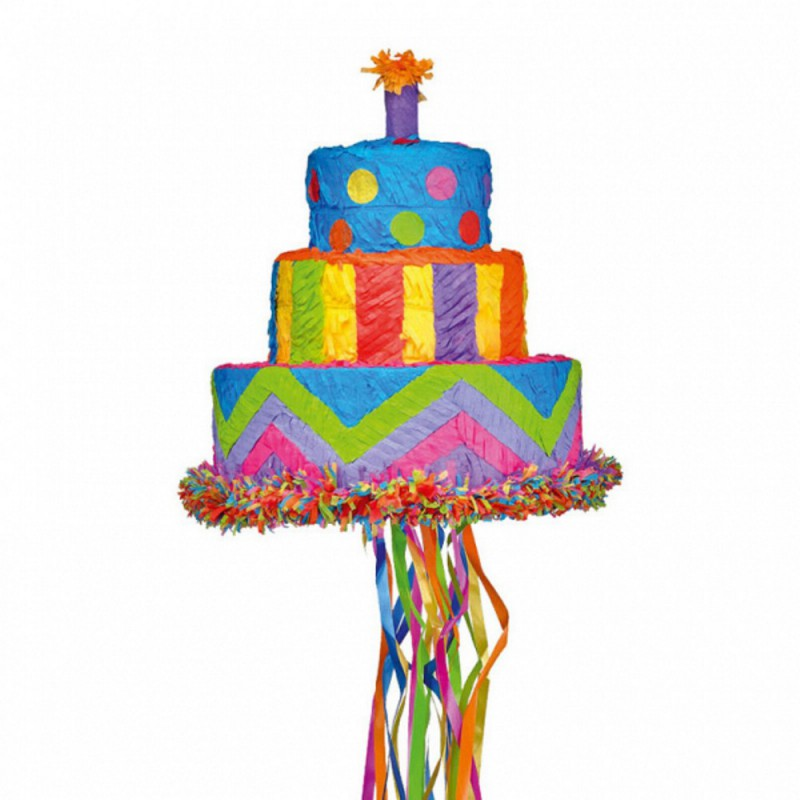 Piñata d'anniversaire