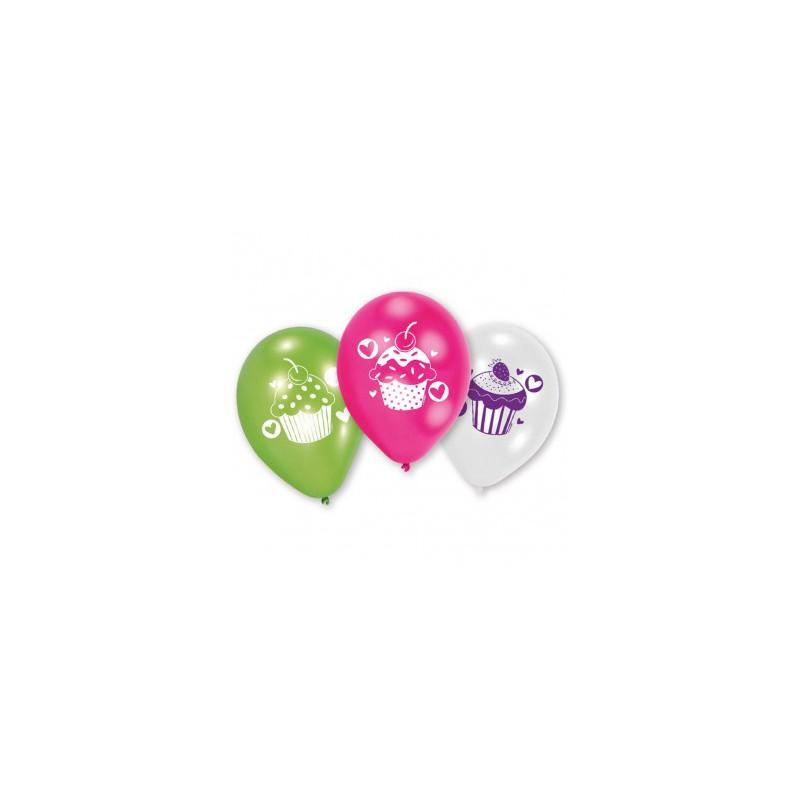 Ballons Cupcake
