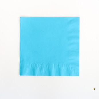 50 serviettes en papier...