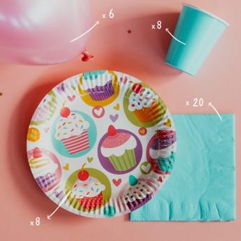 Kit déco anniversaire cuisine