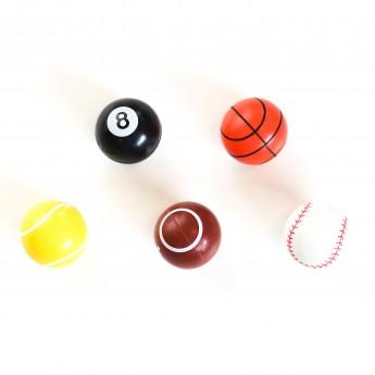Balle rebondissante sport