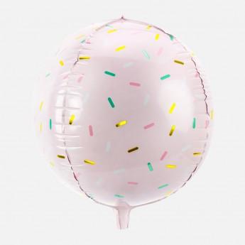 Ballon rose déco 40 cm