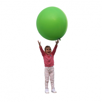 Ballon gonflable gigantesque