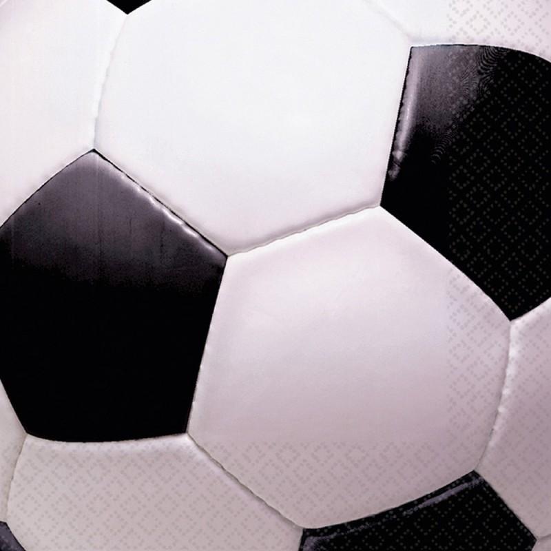 Serviettes Sport Football